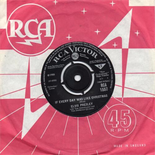 Diskografie Großbritannien (U.K.) 1956 - 1967 Rca1557mjkkc