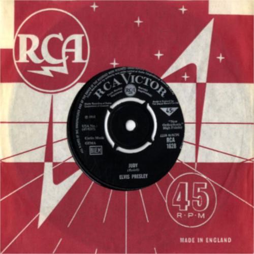 Diskografie Großbritannien (U.K.) 1956 - 1967 Rca1628kgj64