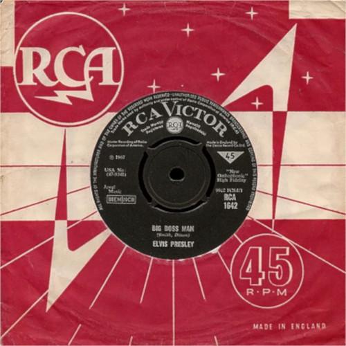 Diskografie Großbritannien (U.K.) 1956 - 1967 Rca1642iajnw