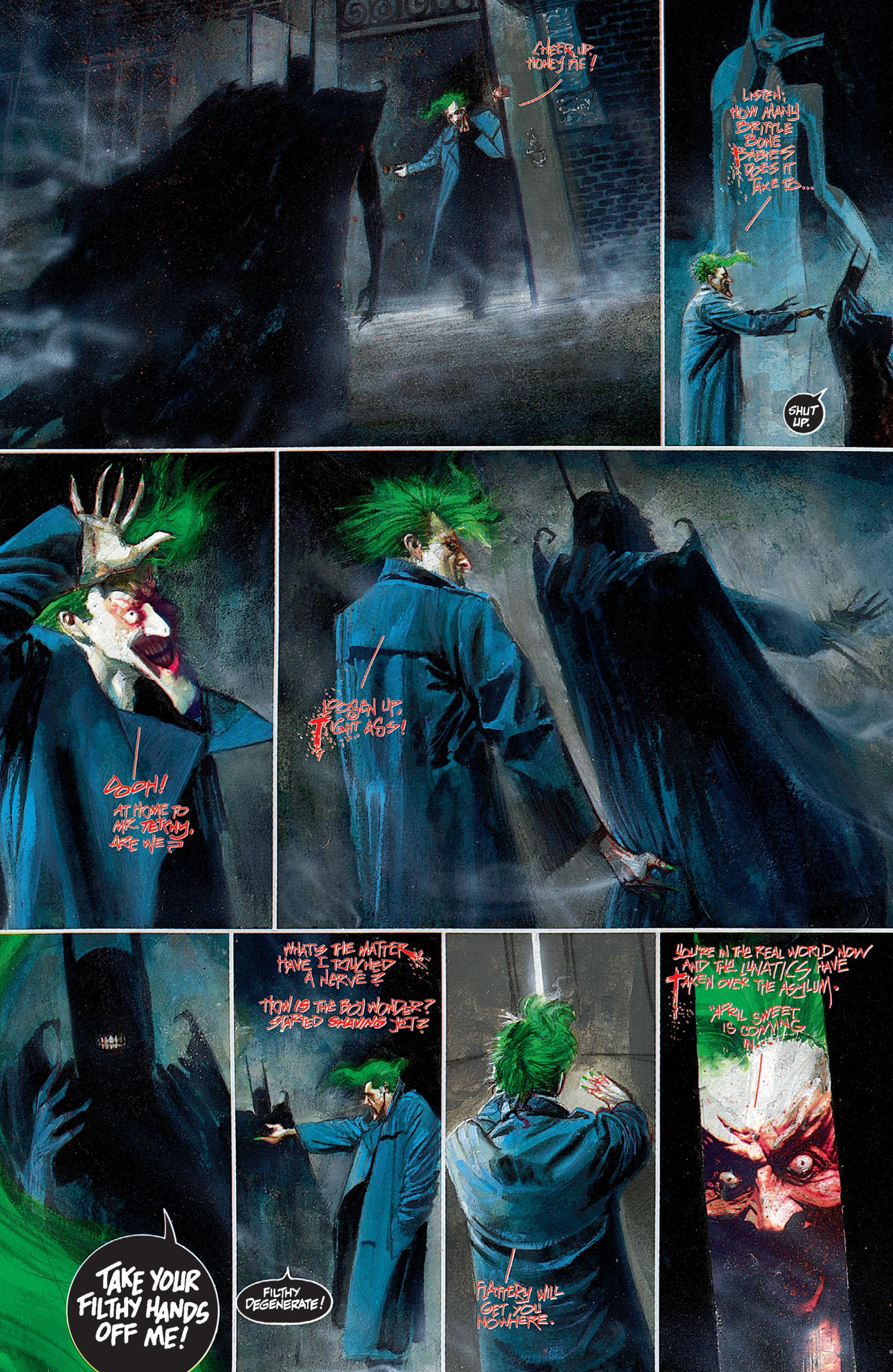 batman arkham asylum pdf graphic novel