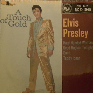 Diskografie Großbritannien (U.K.) 1956 - 1963 Rcx1045psjts