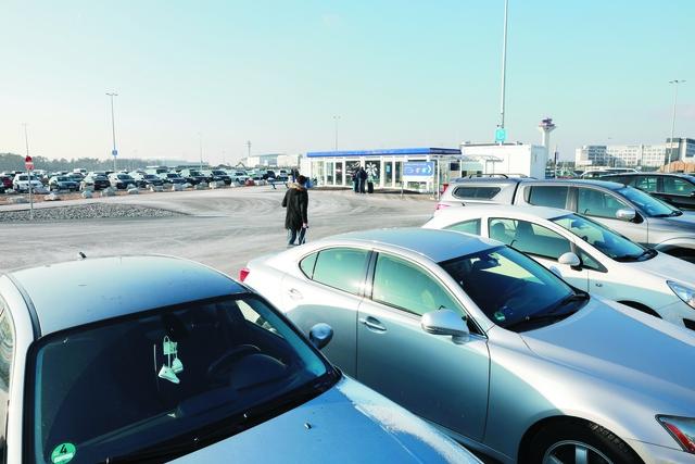 Tipps Parken Flughafen Frankfurt