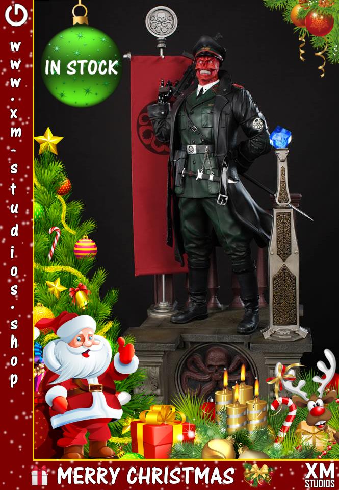 XM Studios: GHeroes Europe Christmas Special 2019 Redskulluuj7w