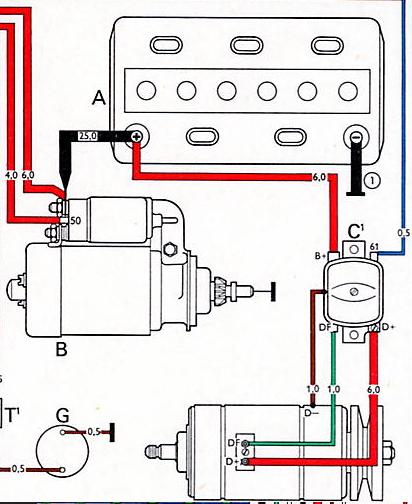 Stromlaufplan Umbau auf Typ 4 - Interessengemeinschaft T2 e.V. ...