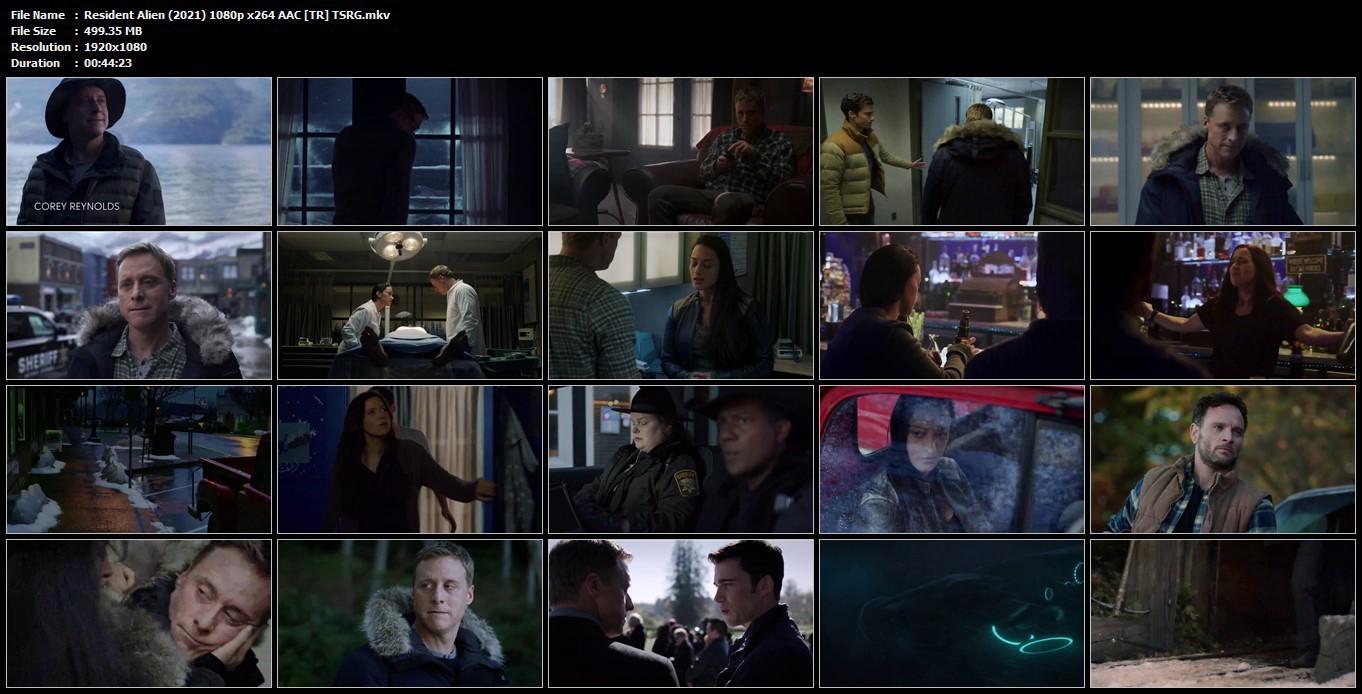Resident Alien   2021   S01E01   1080p   WEB-DL   TSRG   Türkçe Dublaj