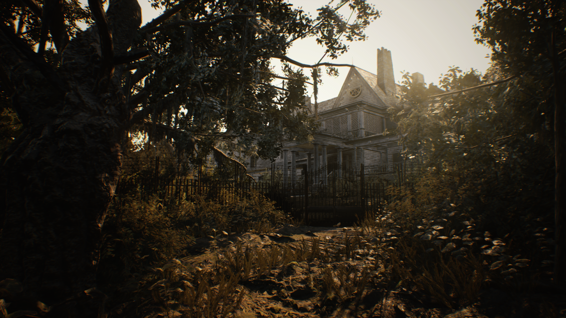 Resident Evil 7 Looks Great On The Ps4 Pro Screenshot Link Ps4