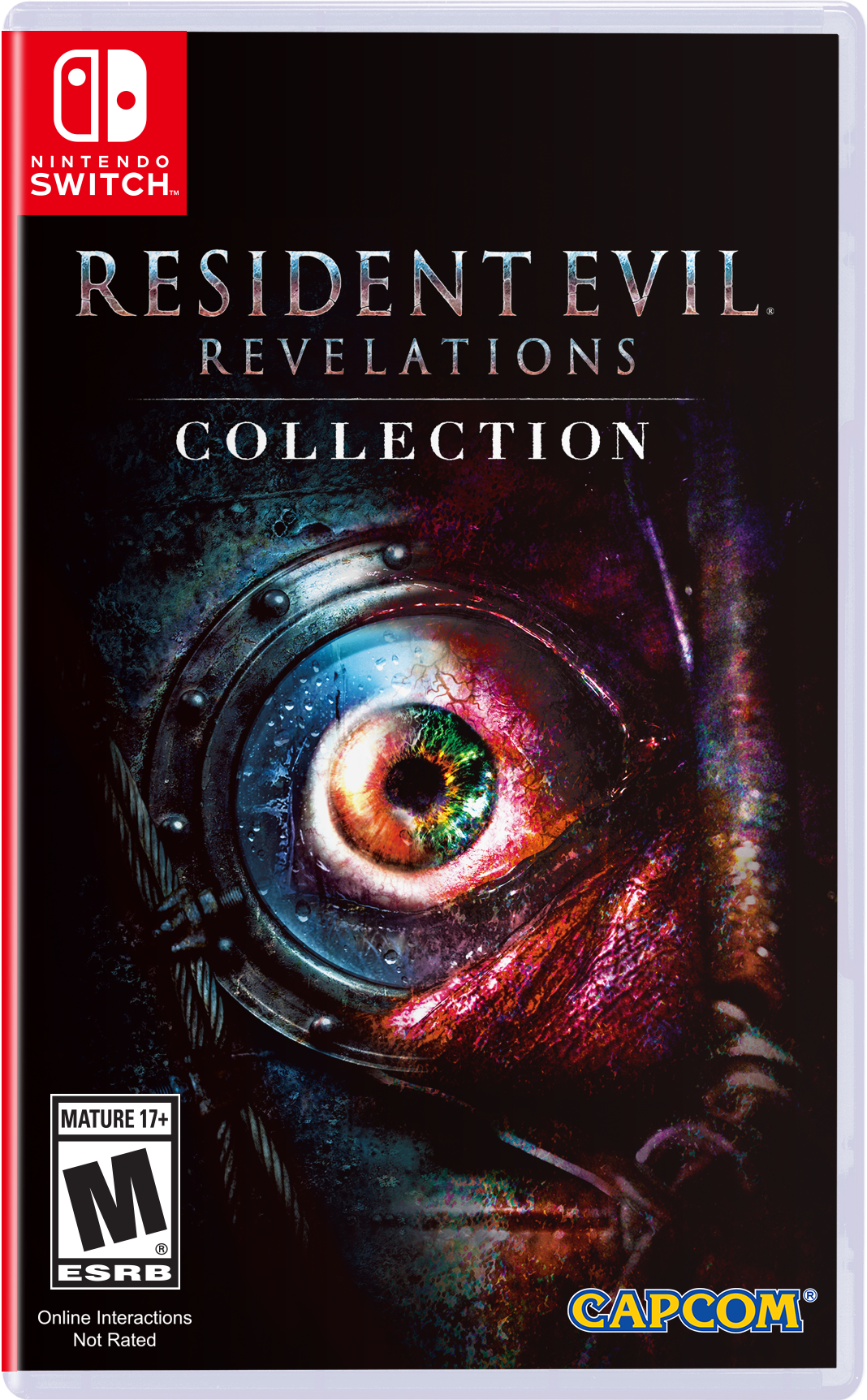 Switch) RE Revelations 1 is 1080p 60fps, 2 is 1080p 30fps