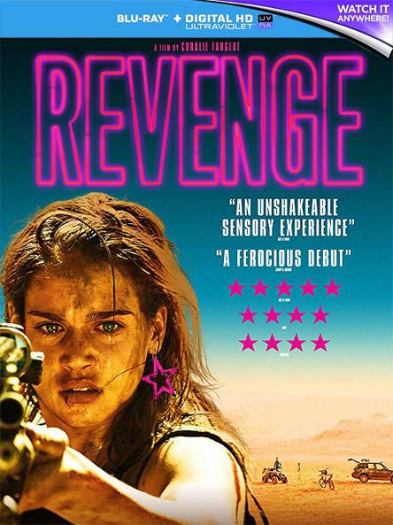 Revenge – İntikam 2017 – Türkçe indir