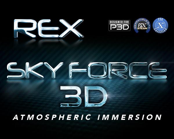 P3D V4] REX SkyForce 3D v5 0 2019 116 ~ Mi Simulador