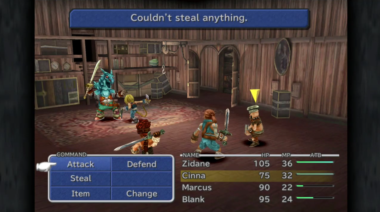 The newly released FFIX ports still have the music bug from