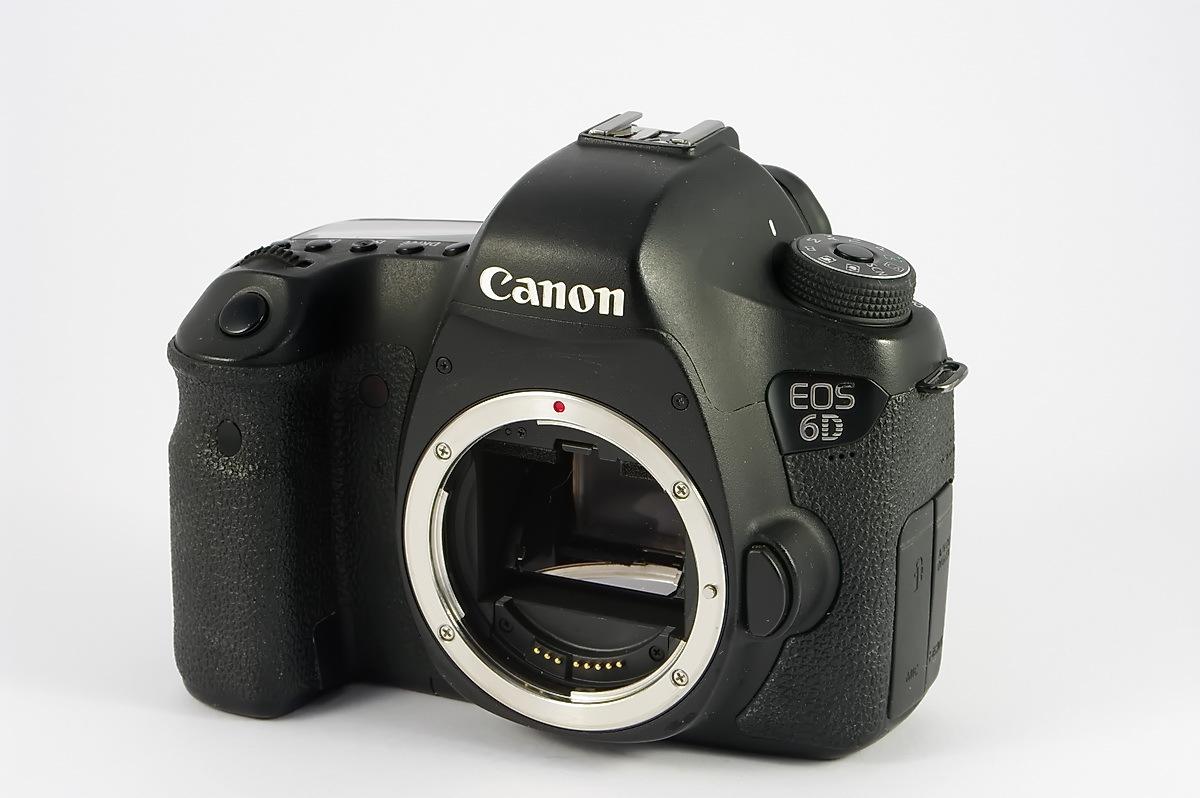 Canon EOS 6D, Vollformat, digitale Spiegelreflex, Canon EF Bajonett ...