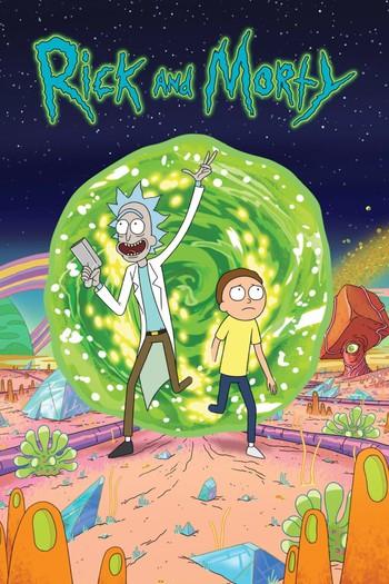 Rick and Morty S05E05 1080p WEBRip x264-CAKES