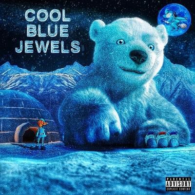 Riff Raff - Cool Blue Jewels (2018)