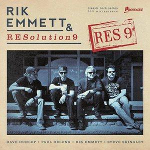 Rik Emmett (Triumph) & RESolution9 - RES9 (2016)