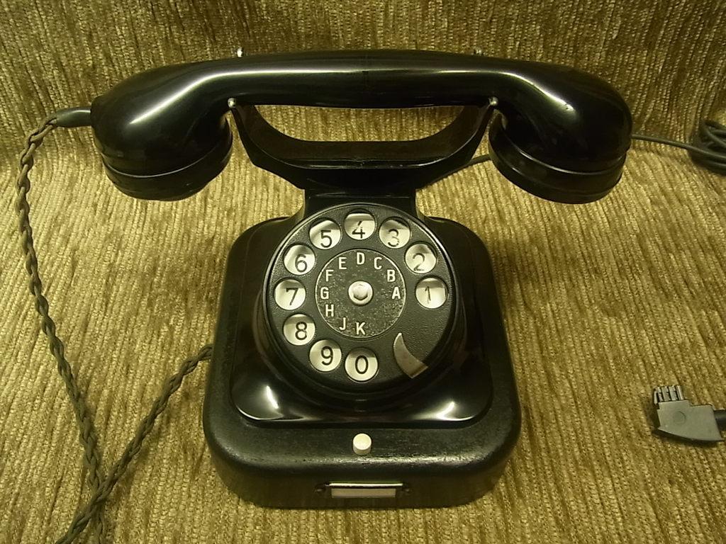 w 28 altes antikes telefon siemens fernsprecher telephone w28 restauriert ebay. Black Bedroom Furniture Sets. Home Design Ideas