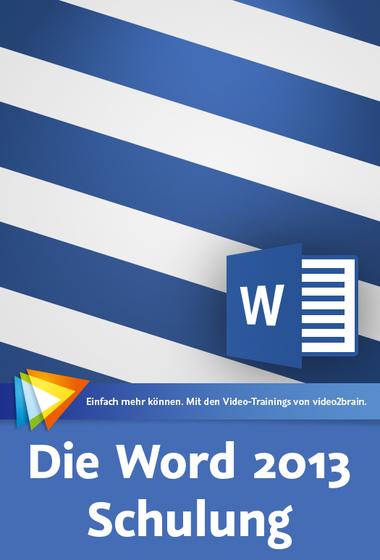 Video2Brain - Die Word 2013 Schulung