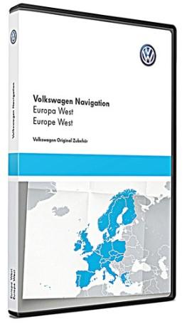 Volkswagen RNS 510 CY Europa West V16