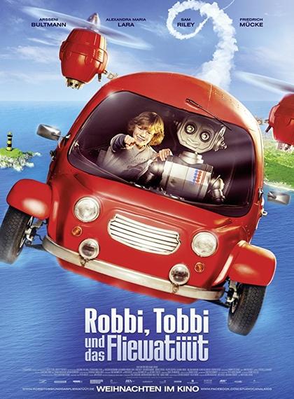 Robby ve Tobby – Robbi, Tobbi und das Fliewatüüt 2016 BRRip XviD Türkçe Dublaj indir