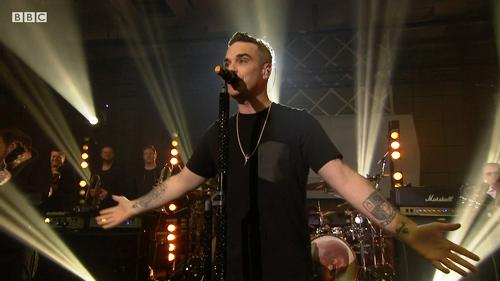 Robbie Williams – BBC Radio 2 2016 [WebDL]