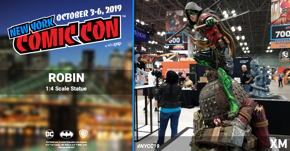 XM Studios: Coverage New York Comic Con 2019 - October 3rd to 6th  Robinubkk7
