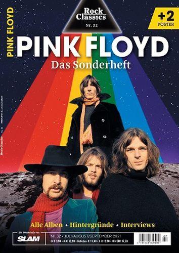 Cover: Rock Classics Magazin Das Sonderheft No 32 Juli-September 2021
