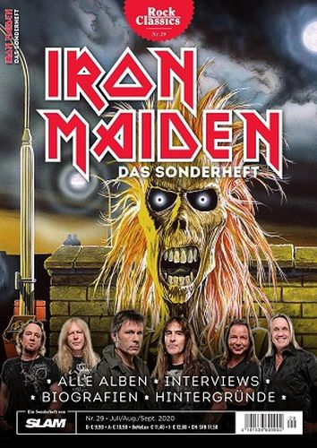 Cover: Rock Classics Magazin Sonderheft No 29 Juli-September 2020