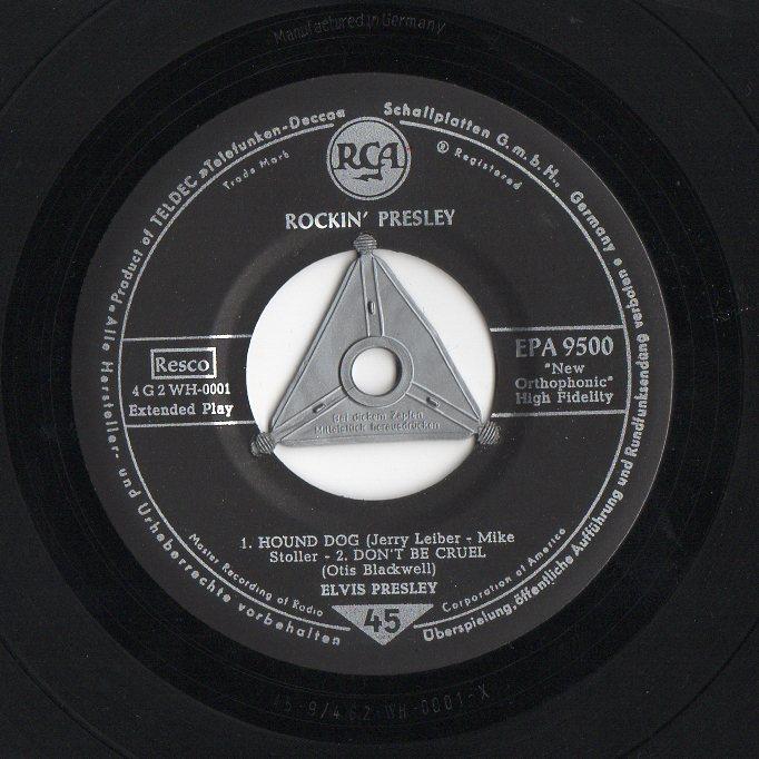 Presley - Rockin' Presley Rockinpresleynij71