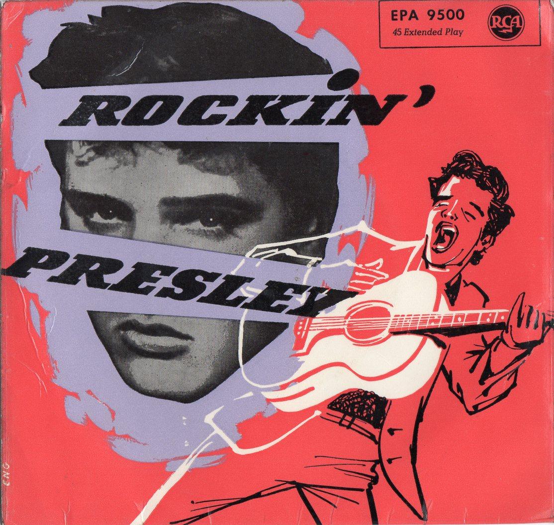 Presley - Rockin' Presley Rockinpresleyvariantersj4m