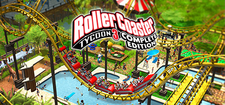 RollerCoaster Tycoon 3 Complete Edition-Drmfree