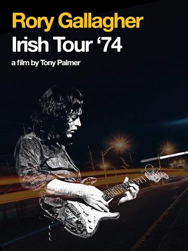 Rory Gallagher - Irish Tour '74 (2011) [DVDRip]