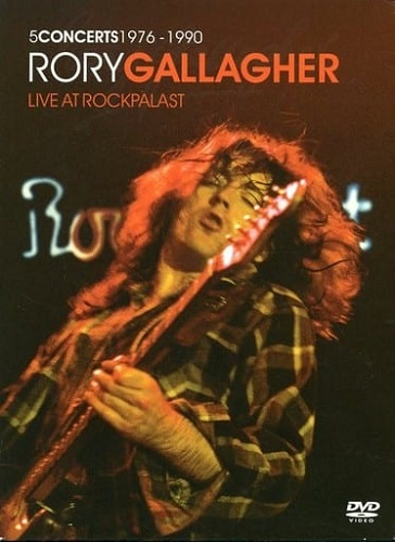 Rory Gallagher - Live At Rockpalast. 5 concerts 1976-1990 [DVDRip]