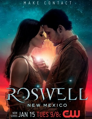 Roswell New Mexico - Stagione 1 (2019) (6/13) WEBMux 1080P HEVC ITA ENG AC3 x265 mkv