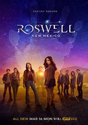 Roswell New Mexico - Stagione 2 (2020) (7/13) WEBMux 1080P ITA ENG AC3 x264 mkv