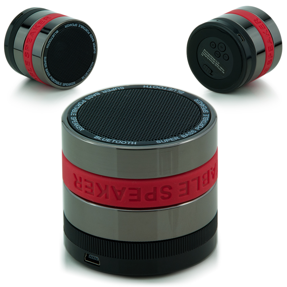 bluetooth lautsprecher speaker mikrofon fm radio micro sd. Black Bedroom Furniture Sets. Home Design Ideas