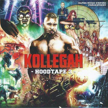 Kollegah - Hoodtape Vol. 3 (2018)