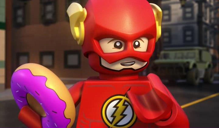 Lego DC Comics Super Heroes: The Flash Ekran Görüntüsü 1