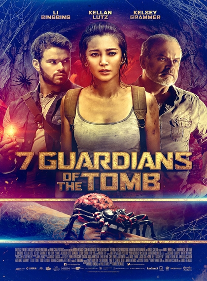 Guardians of the Tomb - 2018 - BRRip - Türkçe Altyazı