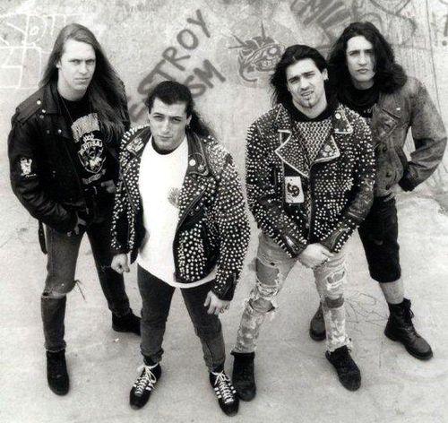 Rumble Militia - Discography (1987-1998)
