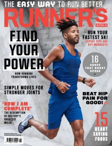 Runner's World UK – August 2020