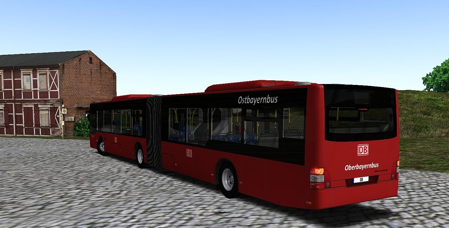l nv 1337s repaintecke neu db oberbayernbus f r die bremer lcs bus repaints bus repaints. Black Bedroom Furniture Sets. Home Design Ideas