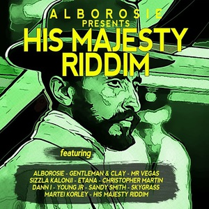 Alborosie - Alborosie Presents His Majesty Riddim (2016)