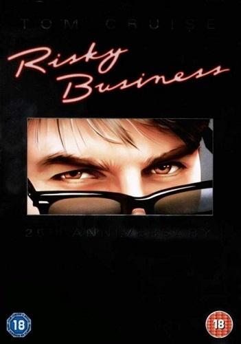 Ryzykowny Interes - Risky Business (1983) *DVDRip* [XviD] [Lektor PL]