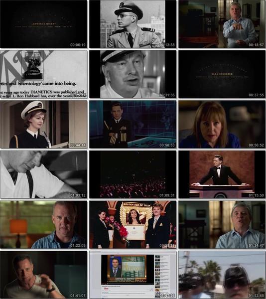 İtiraf Etmek: Scientology ve İnanç Hapishanesi Ekran Görüntüsü 1
