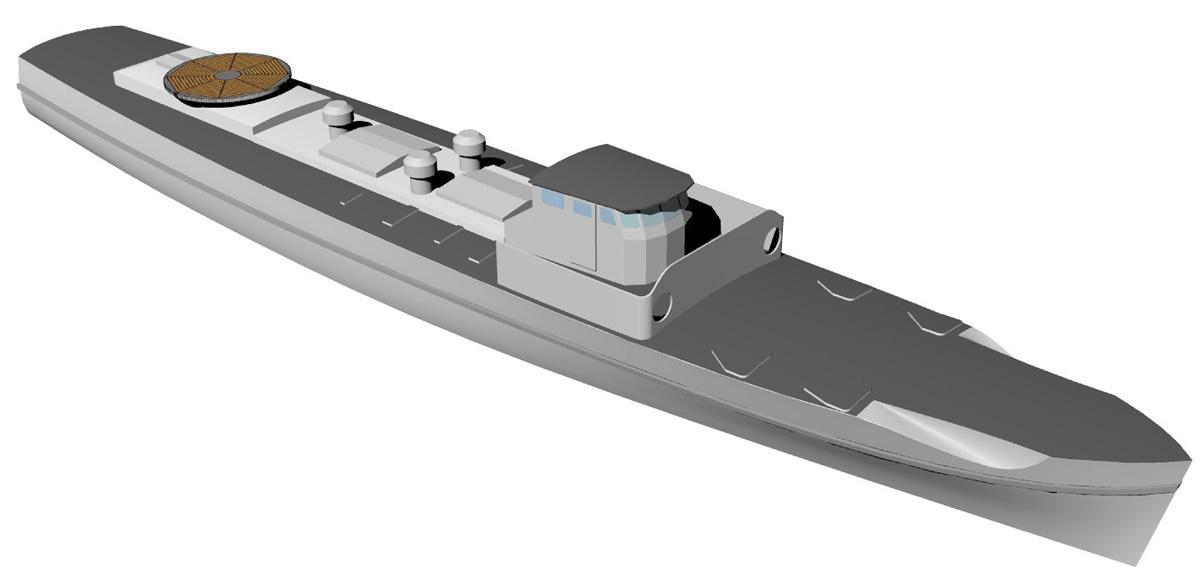 Schnellboote Série S7-S13 de la Reichsmarine 1:250 S-boot-03ghk65