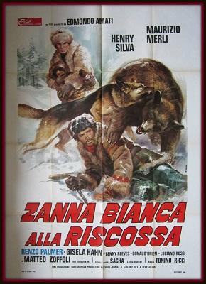 Zanna Bianca Alla Riscossa (1974) HDTV 1080P ITA AC3 x264 mkv