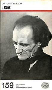 Antonin Artaud - I Cenci (1975)