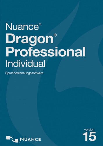 : Nuance Dragon Prof Individual v15.0