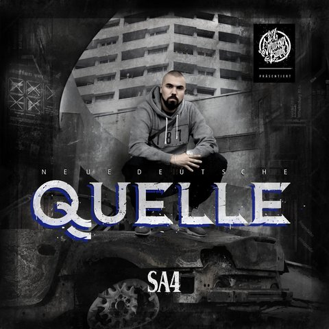 Cover: Sa4 - Neue Deutsche Quelle (2017)