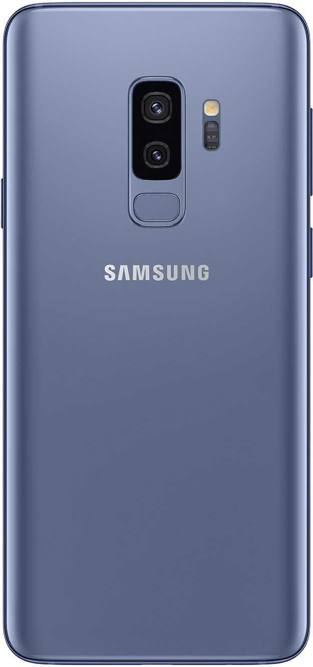 samsung galaxy s9 plus sm g965 64gb coral blue duos. Black Bedroom Furniture Sets. Home Design Ideas