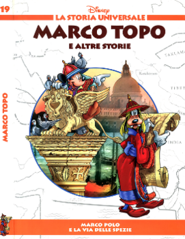 La storia universale Disney 19 - Marco Topo (2011)